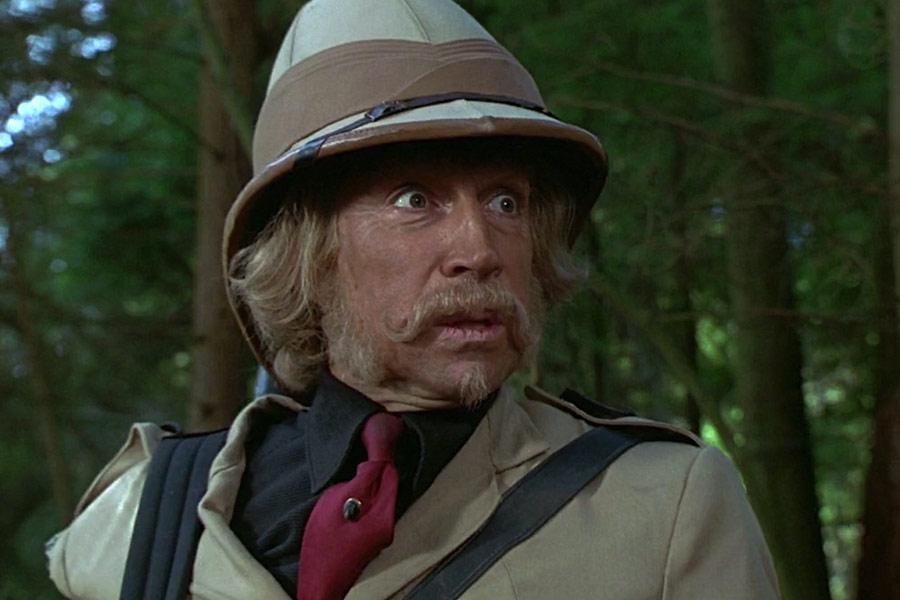 The Hunter Van Pelt One Of The Main Characters In Jumanji